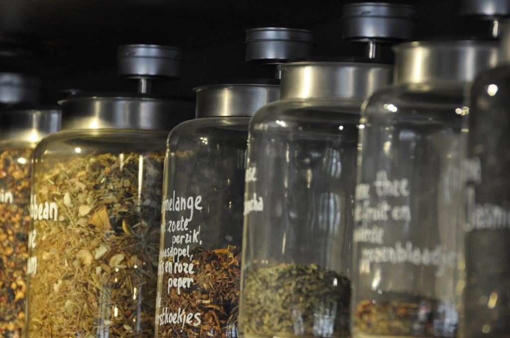 Ruim 25 soorten thee